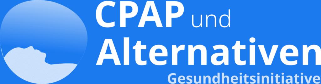 Logo CPAP und Alternativen - Gesundheitsinitiative